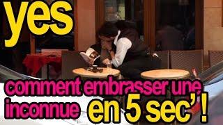 YES - Comment embrasser une fille en moins de 5 secondes !
