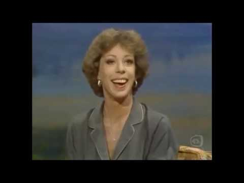 Carol Burnett and Tim Conway interview on Carson 1979
