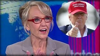 DEMOCRATS ARE FREAKING OUT AFTER WHAT JAN BREWER SAID ABOUT TRUMP ON CNN TODAY…
