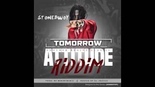 Stonebwoy - Tomorrow (Audio Slide)