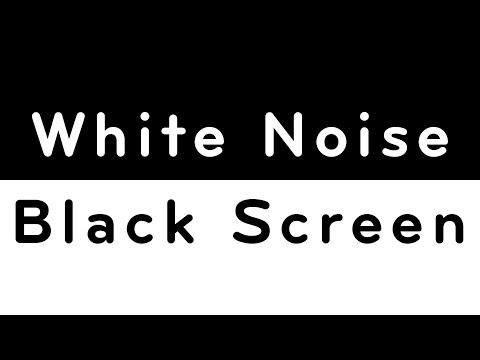 Xxx Mp4 White Noise Black Screen Sleep Study Focus Soothe A Baby 10 Hours 3gp Sex
