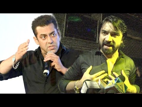 Xxx Mp4 Ajaz Khan S SHOCKING Insult To Salman Khan In PUBLIC For Not Promoting His Movie Love Day 3gp Sex