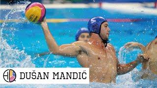 Dusan Mandic, incredible waterpolo player