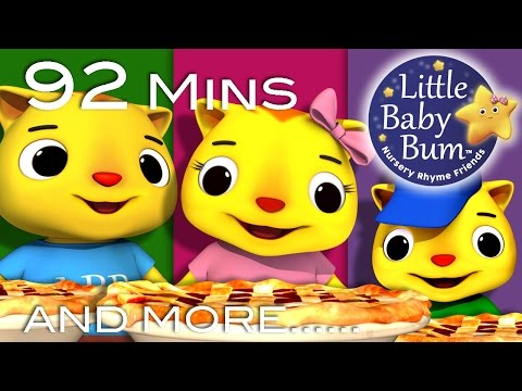 Xxx Mp4 Three Little Kittens Part 2 Plus Lots More Nursery Rhymes 92 Minutes From LittleBabyBum 3gp Sex