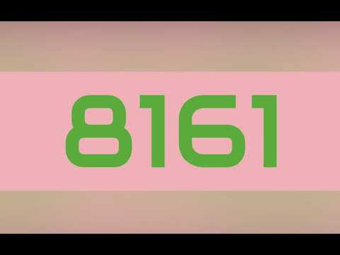 Xxx Mp4 Colorful Numbers 1 12 345 QHD 3gp Sex