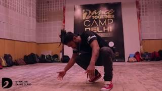 Shubhankar Hectik   DANCE Together CAMP   DELHI   #DTCTOUR   My Online Dance Class
