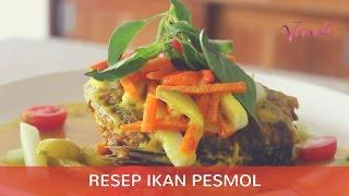 Resep Ikan Pesmol