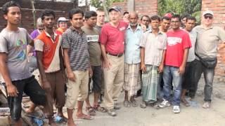 Bangladesh Work and Witness team from Arizona