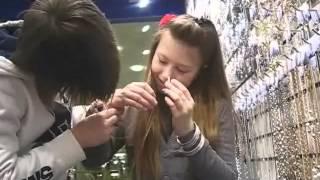 Кристина и Даня! видео от (DanChisFan)