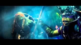 As Tartarugas Ninja Trailer oficial Dublado 2 Brasil 2014 HD