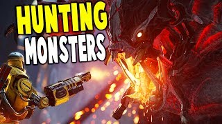 MOST OVER POWERED MONSTER IN THE GAME! - Evolve Stage 2 Stream