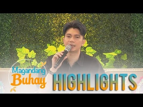 Xxx Mp4 Magandang Buhay Vhong Talks About His Promise For His Father 3gp Sex