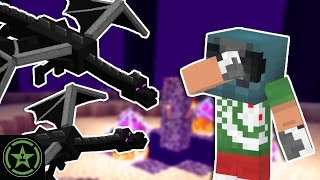 Let's Play Minecraft – Episode 256 – Mo'Chievements: Double Dragon