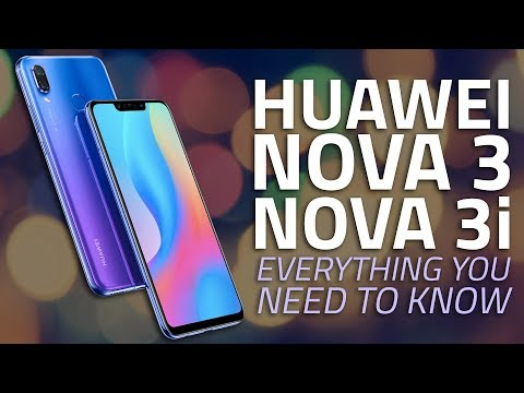 Xxx Mp4 Huawei Nova 3 Nova 3i Price India Launch Camera Specs And Everything Else You Need To Know 3gp Sex