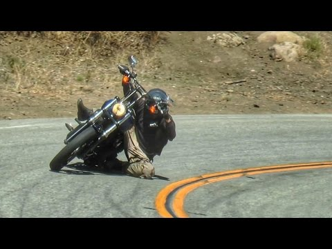 Mulholland Riders 92015 - Doggy Two-Up, Harley Knee Drag, Chopper , Supermoto