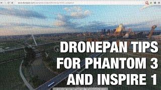 DronePan 360 Panoramas with DJI Phantom 3 Ready for Beta Testing - Almost