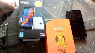 unboxing|intex aqua craze limited edition