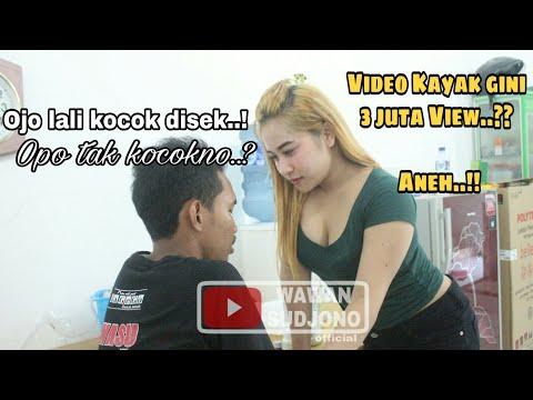 Ojo lali KOCOK disek, opo tak KOCOK no?? ft. vita chalista - komedi pendek jawa #SWS