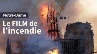 Notre-Dame de Paris : le FILM de l'incendie | AFP News
