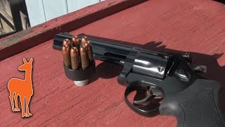 First Look - Taurus Model 66 .357 Magnum Revolver on the Range! | The Social Regressive