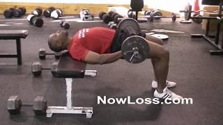 Best Exercise For a Bigger Butt = Hip Thrust