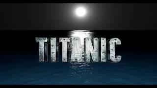 Titanic Minecraft movie opening scene teaser