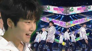 《ADORABLE》 THE BOYZ(더보이즈) - Giddy Up @인기가요 Inkigayo 20180506