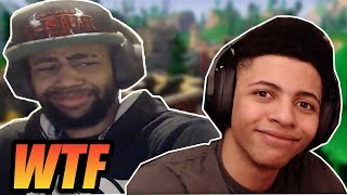 Daequan REACTS to Myth's gay freestyle - SAVAGE & FUNNY MOMENTS