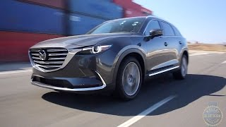 2016 Mazda CX-9 - Review and Road Test