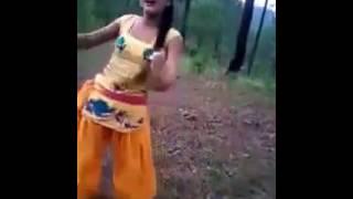 nepali dance janglma
