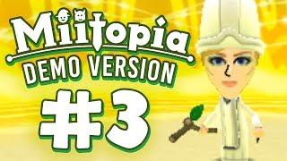 Miitopia Demo #3 - I NEED HEALING!
