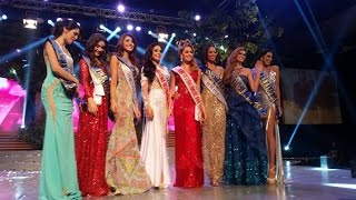 Colombia win Reina Hispanoamericana 2016