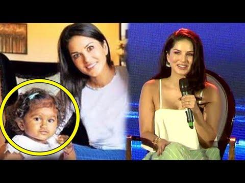 Sunny Leone's EMOTIONAL Speech On Adopted Baby Nisha