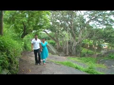 sarath chandran with anitha (wedding outdoor video in kerala)