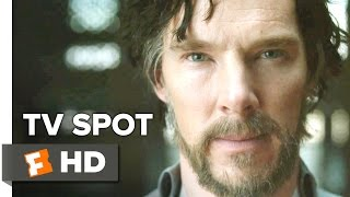 Doctor Strange TV SPOT - Are You Ready to Have Your World Turned Upside Down? (2016) - Movie