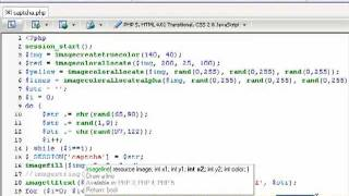 برمجة سكربت دفتر زوار PHP - MySQL - XHTML - CSS - Java Script ج12