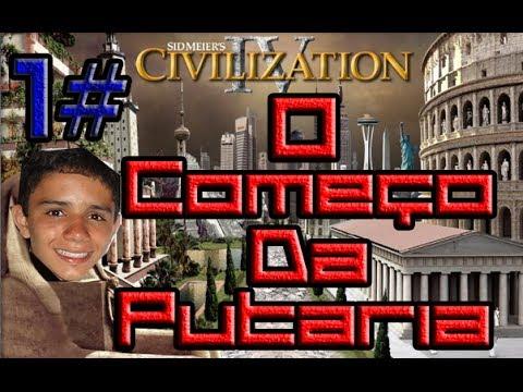 Civilization 4 O Começo Do Imperio Da Putaria