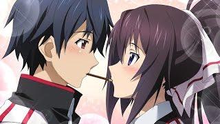 10 คู่รักที่น่ารักสุดๆ (Anime Couple) #2