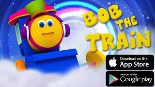 Download Bob The Train Kids App Now | Nursery Rhymes and Kindergarten Kids Songs App | Bob the Train