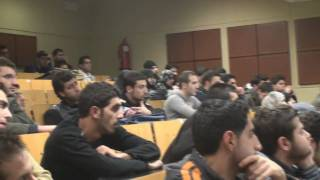 Windows 7 Launch on campus @ The Lebanese Univesity