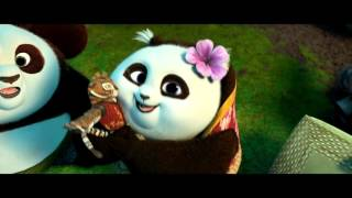 Kung Fu Panda 3 - Trailer 2 español (HD)