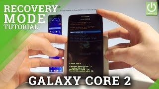 How to Enter Recovery Mode in SAMSUNG G3558 Galaxy Core 2