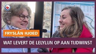 REPO: Wat levert de Lelylijn op aan tijdwinst bij een rit naar Amsterdam?