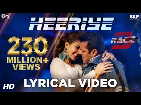 Xxx Mp4 Heeriye Song With Lyrics Race 3 Salman Khan Jacqueline Meet Bros Ft Deep Money Neha Bhasin 3gp Sex