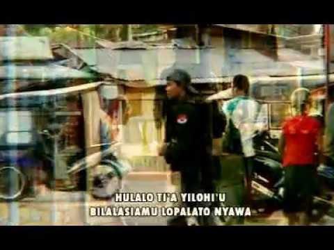 """Lagu gorontalo Hasbullah Ishak """" Hilawo Lo Bongo Dilanggato """""""
