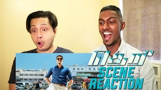 Theri Fight Scene Reaction | Vijay Road Rage in Chennai | By Stageflix