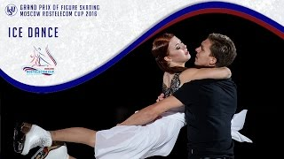 Ice Dance Highlights - Rostelecom Cup 2016