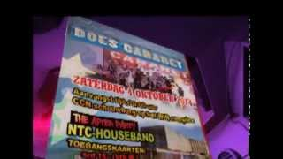 DOES CABARET 4 oktober 2014  CCN Win Complex Nickerie