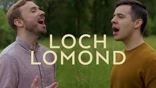 Loch Lomond - Peter Hollens feat. David Archuleta
