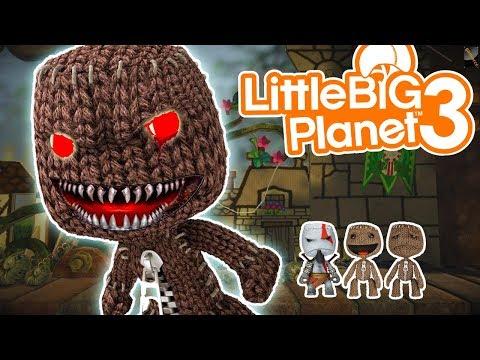 Xxx Mp4 LittleBigPlanet3 Escape From Sackboy 3gp Sex